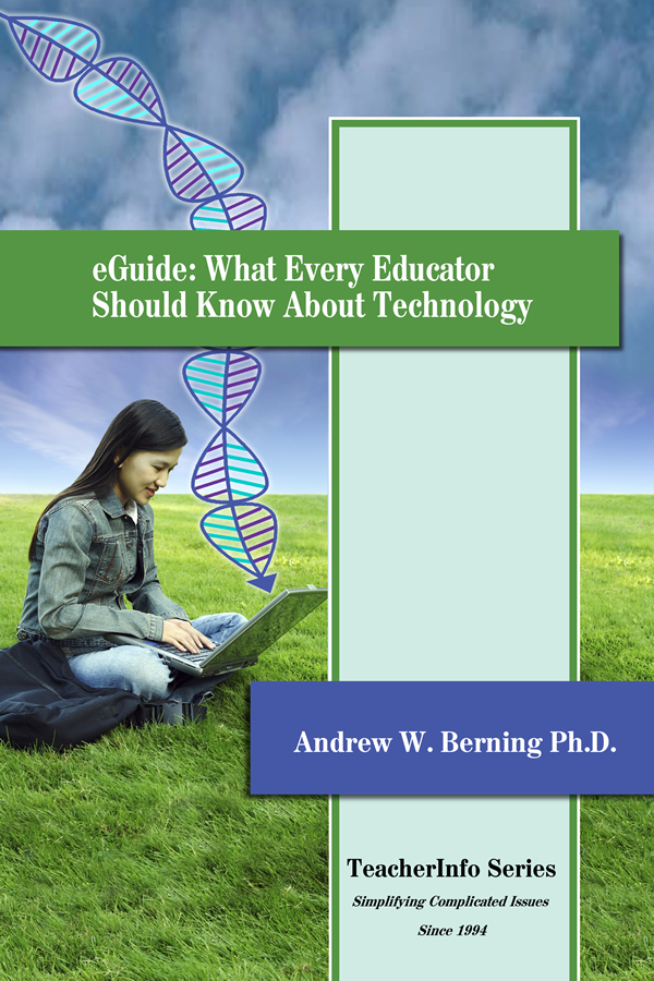 Cover for Technology Guidebook