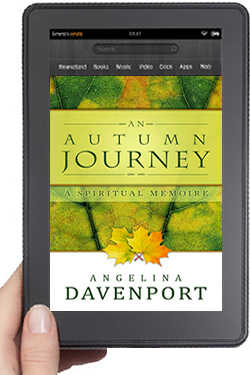 Cover Design for Autumn Journey eBook