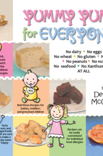 Children's Cookbook Illustration, Cover & Layout Design