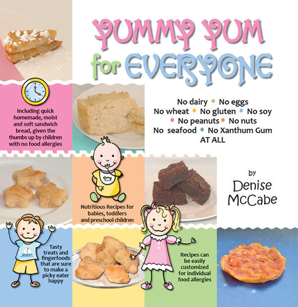 Illustration and Cover Design for Yummy Yum For Everyone