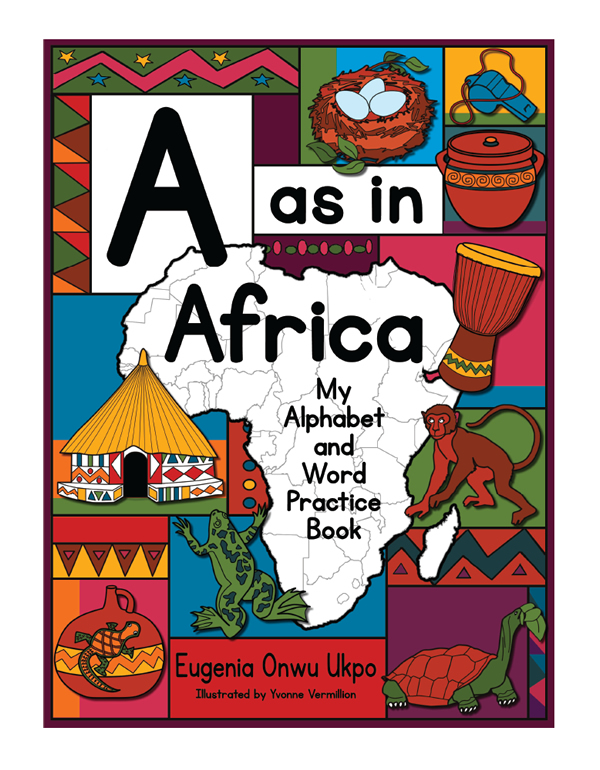 Cover design for A as in Africa