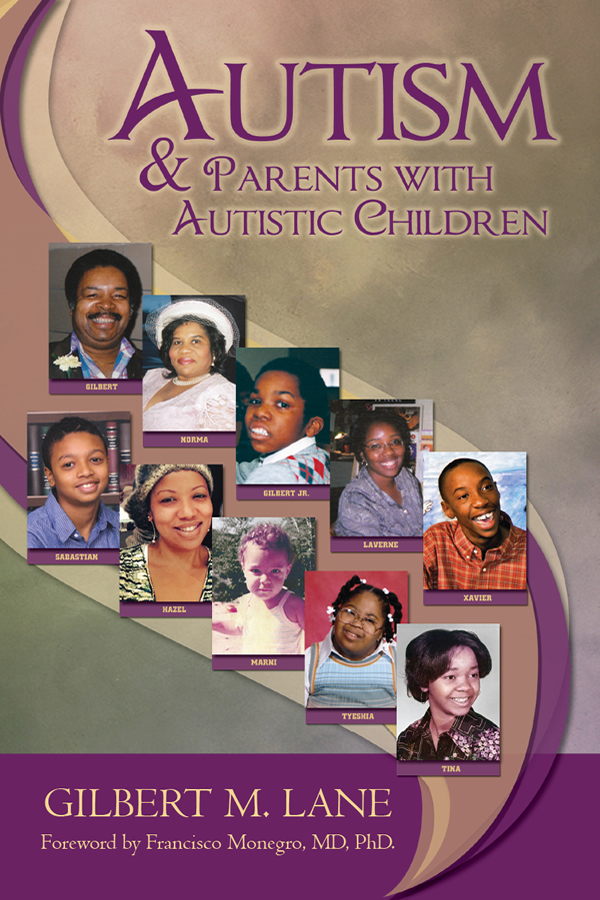 Cover Design for Autism & Parents with Autistic Children