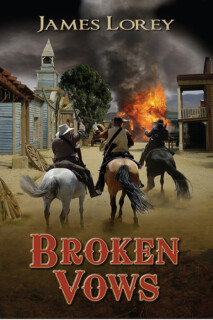 Western Book Cover & Layout Design