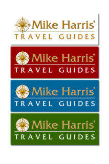 Travel Guide Logo Design
