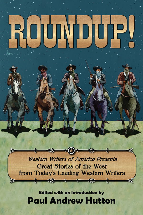 Cover design for Roundup