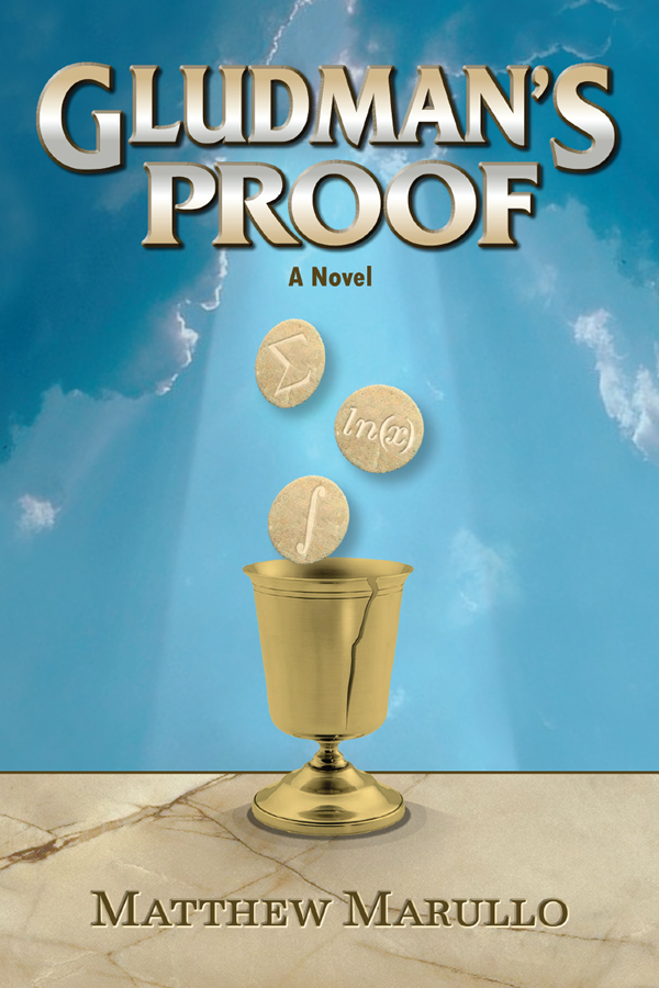 Cover design for Goldman's Proof