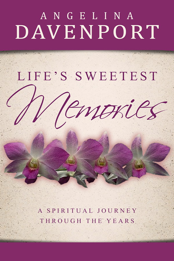 Cover design for Life's Sweetest Memories