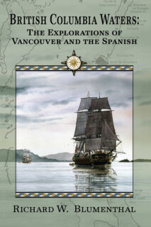 Nautical Book Cover & Layout Design