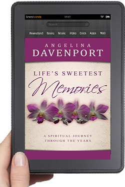 Cover Design for Sweetest Memories eBook
