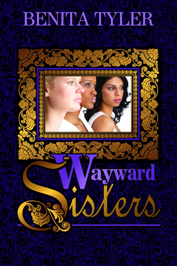 Cover design for Wayward Sisters by Benita Tyler