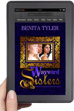 Cover Design for Wayward Sisters eBook