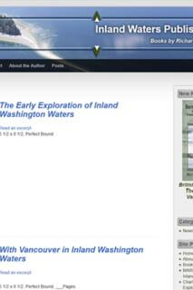 Nautical Website Design