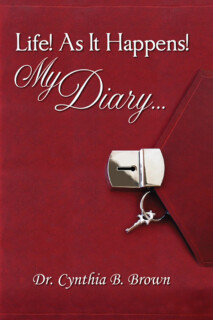 Personal Journal Dust Jacket Design