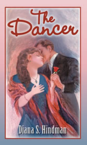 Cover design for The Dancer