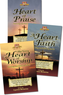 Religious Ministry Series Book Cover Designs