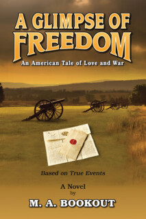 Historical Fiction Book Cover & Layout Design