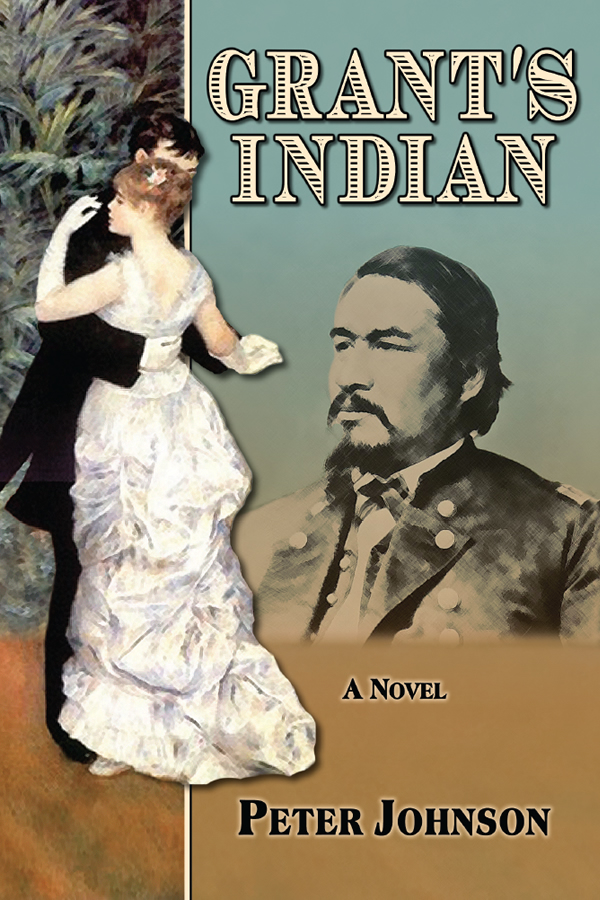 Cover design for Grant's Indian