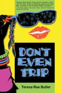 Hip Hop Novel Dust Jacket and & Layout Design