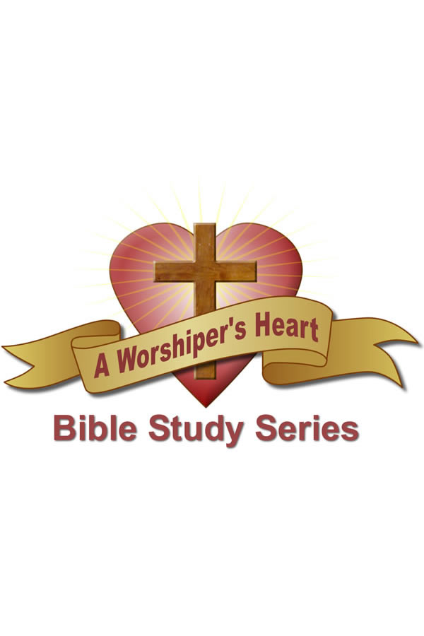 Logo Design for Worshipers Heart Bible Study Series