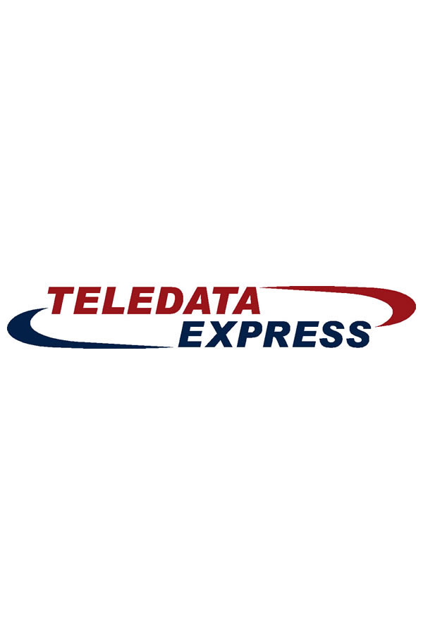 Logo Design for Teledata Express