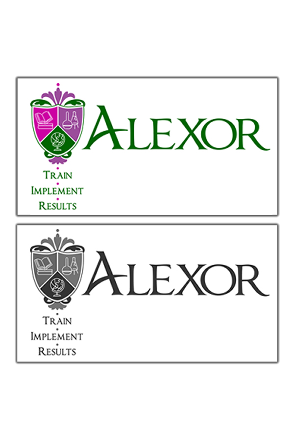 Logo Design for Alexor